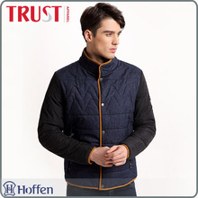 Fashion Elegant Hot Sale 100% cotton men jackets