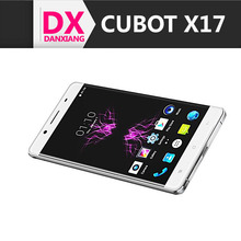 Original Cubot X17 5.0 Inch FHD 1920x1080 Android 5.1 Cellphone MTK6735 Quad Core 3G RAM 16G ROM 4G LTE Dual Sim Dual Standby
