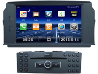 car dvd player gps for Benz C200