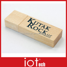 Cool Design Wooden USB Pendrive in High Speed