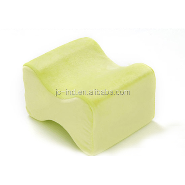 Latest Design Memory Foam Knee Pillow