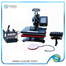 Hot sale t-shirt mug cap printing machine