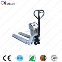 LCD Display Hydraulic Forklift Weighing Scale