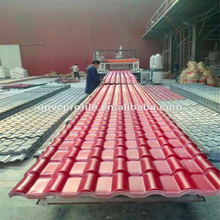 High Quality Anti-corrosion pvc roofing, resin tile