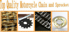 motorcycle chain and sprocket kits for yamaha,automatic transmission motorcycle