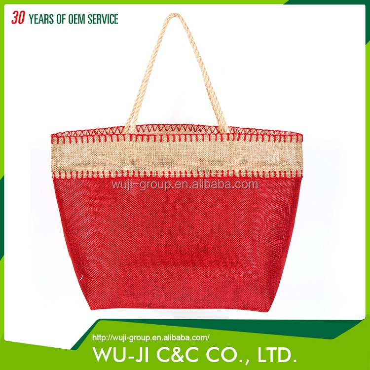 Latest style high quality eco-friendly handled shopping trolley bag