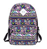 2016 new fashion lady oxford patterns backpack fashion UK printed patterns pignose backpack