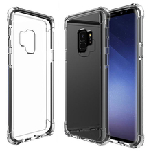 TPU+PC+TPE material 3 in 1 shockproof phone case back cover protector for Samsung Galaxy S9