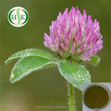 Total Isoflavones Natural Red Clover Flower Extract