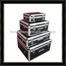 Aluminum Tool Case RZ-GJX-11 with tool pad and EVA compartments