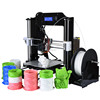 Home use diy 3d printer kits new desktop printer 3d kits with FDM object printing size 200*200*180 diy 3d printer for school use