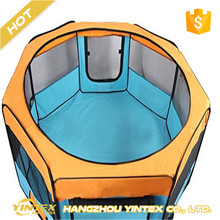 Waterproof Foldable Pet Tent for Camping,Pet Playpen 8 Panel Exercise Puppy Dog