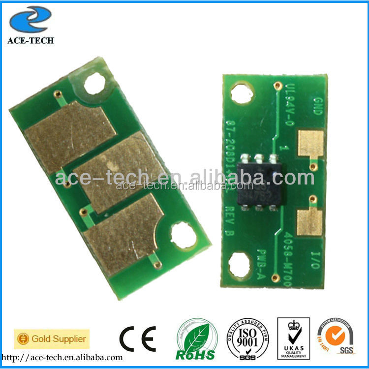 1710580_001 1710580_<strong>002</strong> 1710580_003 1710580_004 Compatible toner chip for Minolta 5430 color laser printer cartridge