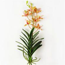 Mini artificial flower phalaenopsis orchid,artificial orchid flower