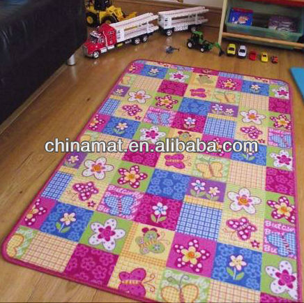 Rubber Back Washable Rugs