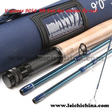 In stock 9ft 5 wt Korean carbon fly fishing rods