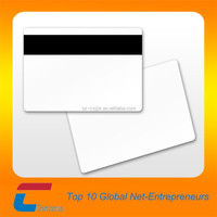 Shenzhen chuang xin jia blank credit card with magnetic stripe