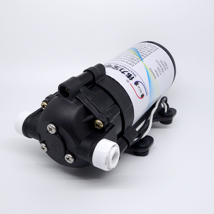 Home Use Self Suction Ro Pump Motor Booster Water