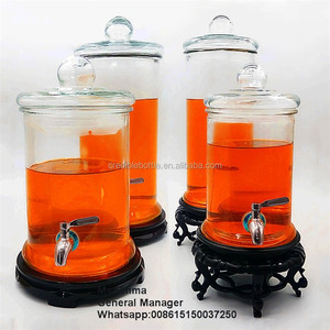 2L 3L 4L 5L 8L 10L 12L 16L 20L very large glass jar with tap