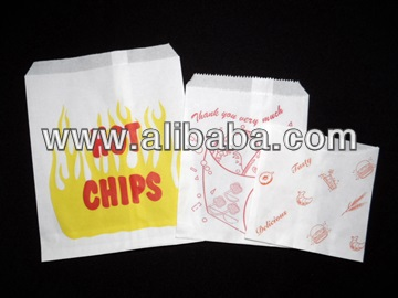 Grease Proof paper bag