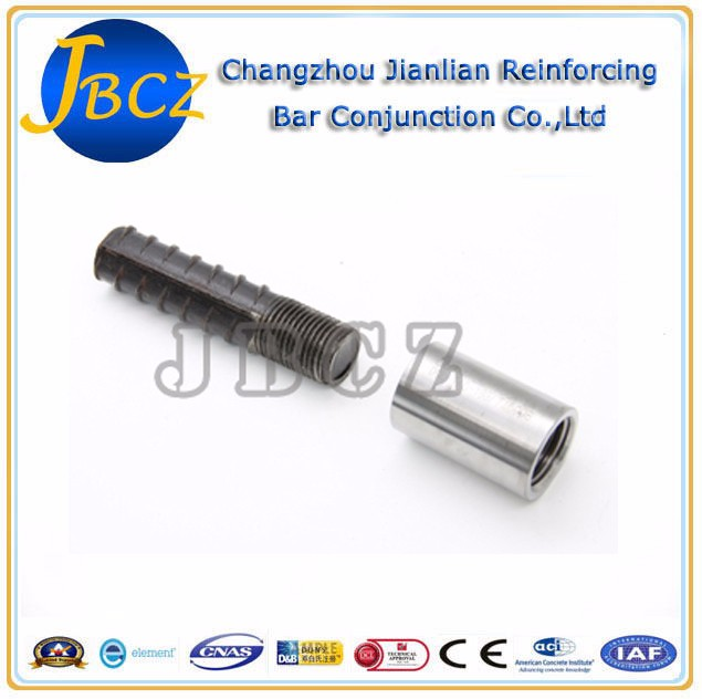 Hot Sale steel bar/ Rebar quick Connector/ Rebar screw sleeve