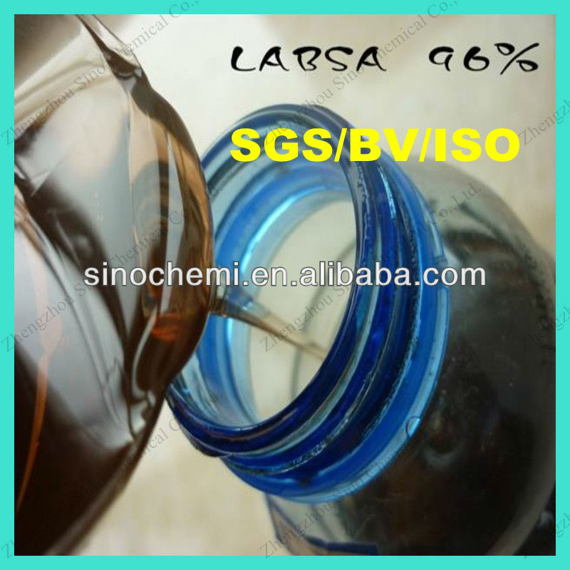 Hot Sales labs linear alkyl benzene sulphonic acid for detergent raw material