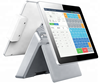 Window tablet msr touch screen pos devices all in one pos A15