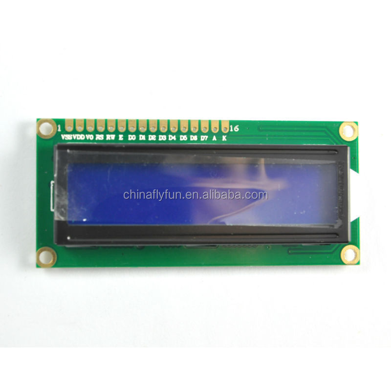 1602 LCD Display <strong>Module</strong> with Blue Backlight 51 Learning Board Supporting LCD1602 16x2 LCD for Arduino