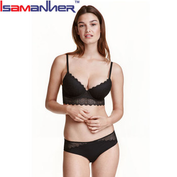 High quality ladies bra brands lovely girl stylish bra and panty set