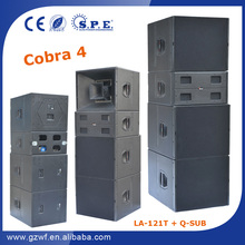 SPE AUDIO sound system high power outdoor speaker mega high quality speaker