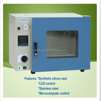 Mini type drying vacuum oven (stainless steel inner chamber)