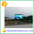 Full color outdoor advertising products p10 led street panel