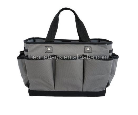 China manufacturer custom polyester tote gardening tool bag