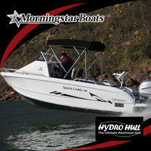2015 New small aluminum speed cabin boat for sale