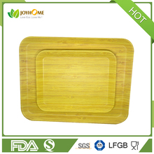 bamboo serving tea decorative tray for wedding Motherboard Tray