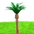 HO/N/TT/Z Scale plastic model palm tree / architectural model plastic trees S21