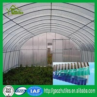recycled transmission greenhouse roof panels