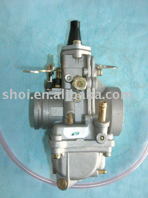 MOTORCYCLE CARBURETOR (SUZUKI TM24)