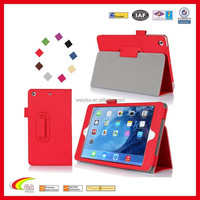 Hot sale leather case for ipad mini3