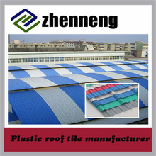 best selling synthetic resin roof tile upvc sheet made in China