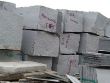 Padang Crystal G603 granite block for sale wholesaler price