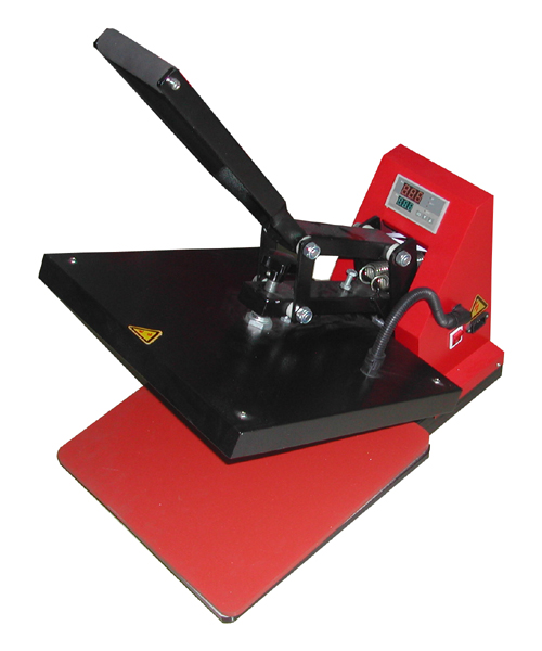 Digital Manual Heat Press Machine(QY-TA-2)