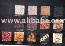 DRY FRUITS AND EDIBLE NUTS
