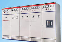 outdoor electrical power distribution control panel cabinet GGD