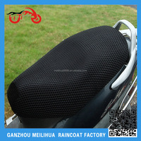 Brand new cheap price 100% Polyester 3d air mesh motorcycle seat cover