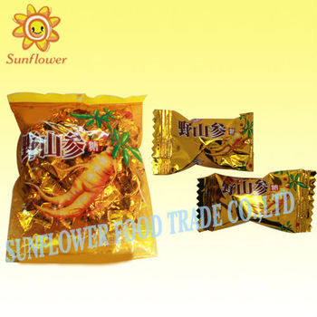 Sweet Hard Ginseng Candy