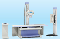 High Frequency fixed X-ray machine Radiograph System JH-X65 with x ray bucky stand and x ray tube