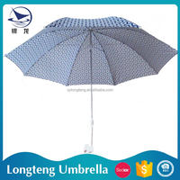 Alibaba China OEM and ODM Convenient Sun protection christmas umbrella