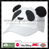 Cute panda popular 2014 best sale animal hats