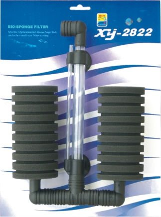 Hang style sponge filter of XY-2831,Aquarium accessories